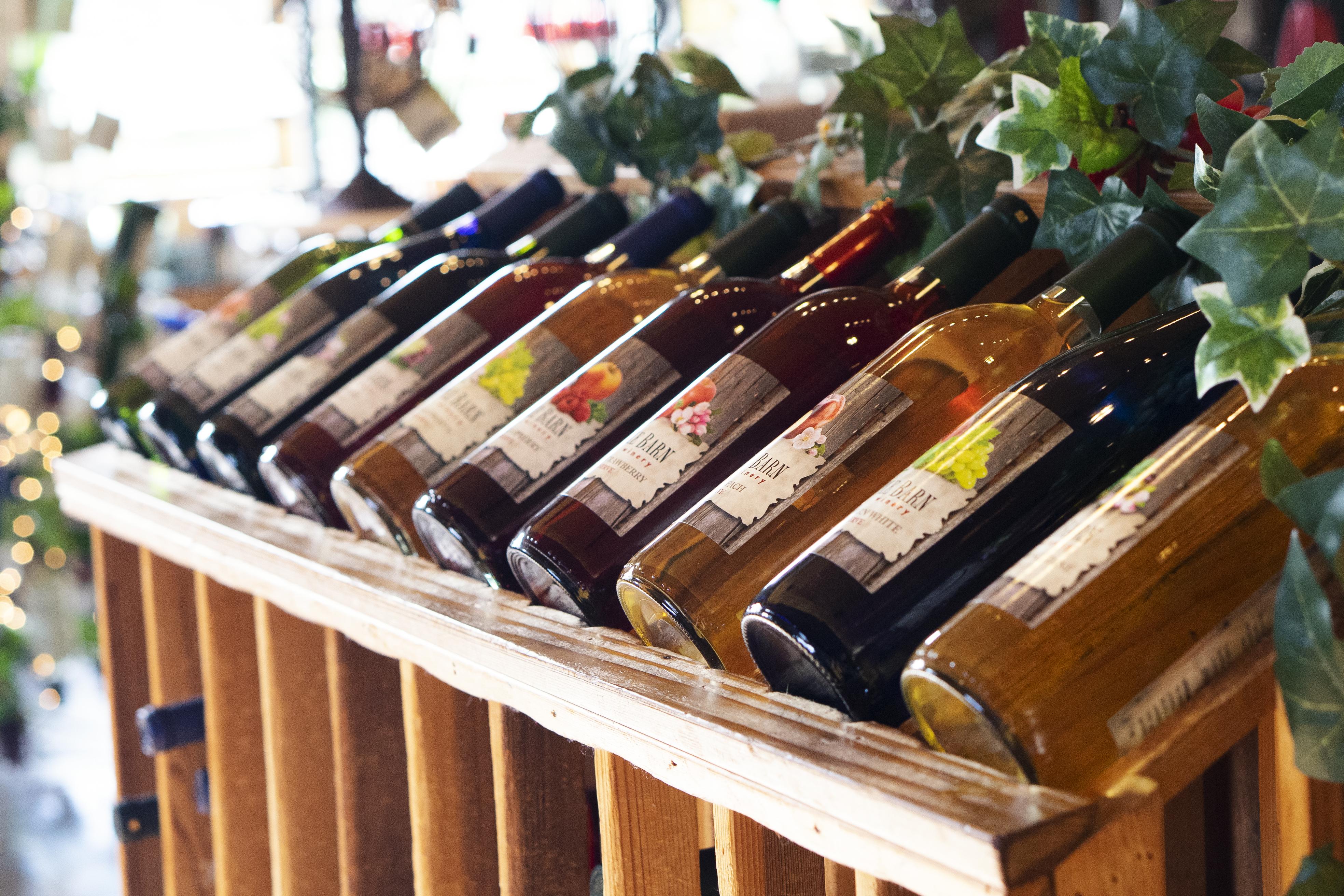 Apple Barn Winery - Sugarland Cellars - Gatlinburg Winery
